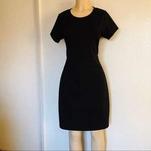 PLUS SIZE BLACK DRESS NKEE DRESS